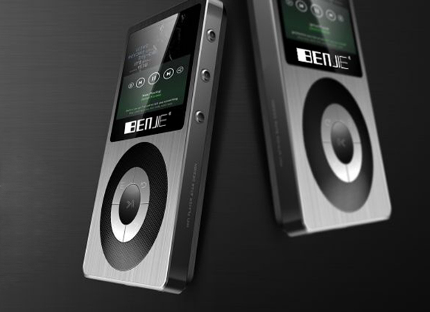 BJ-T3 HiFi Player with two-way bluetooth