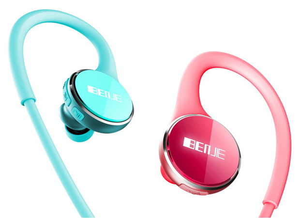 NEW Wireless MP3 Player Bluetooth Headset BJ-R2